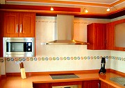 Practical kitchen. Custom made kitchens, doors, furniture, kitchen appliances