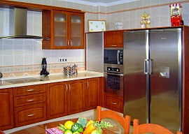 Finished kitchen. Custom made Kitchens, Doors, Cabinets, Furniture, Wardrobes