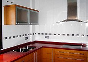 Elegant kitchen. Custom made kitchens, doors, furniture, kitchen appliances
