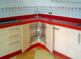 Kitchen: usefull cupboard. Custom made kitchens, doors, furniture, kitchen appliances
