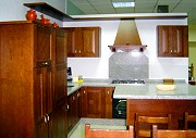 Attractive kitchen. Custom made kitchens, doors, furniture, kitchen appliances