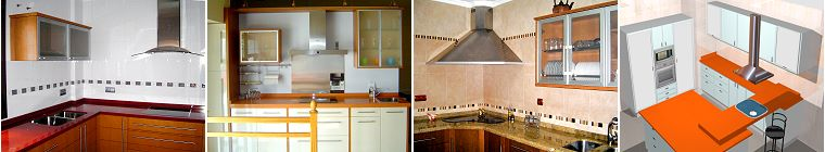 VIDAESAL: Made to mesure kitchens, doors, cabinets and carpenter´s workshop in Benamargosa, Málaga